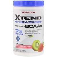 Xtend BCAA HydraSport 30 Servings, Scivation
