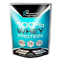 100% Whey Protein 1kg, Powerful Progress