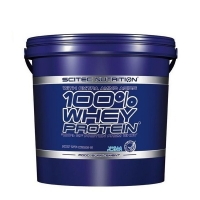 100% Whey Protein 5000g, Scitec Nutrition