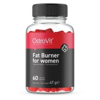 Fat Burner For Women 60 Caps, OstroVit