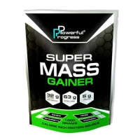 Super Mass Gainer 2kg, Powerful Progress