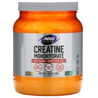 Creatine Monohydrate 1000g, NOW Foods
