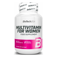 Multivitamin for Women 60tab, BioTech