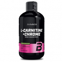 L-Carnitine 35.000 + Chrome Liquid 500ml, BioTechUSA