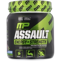 Assault Energy + Strength 345g, MusclePharm