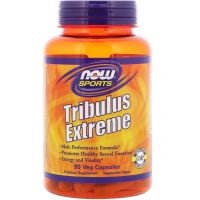 Tribulus Extreme 90 Caps, NOW Foods