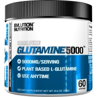 Glutamine 5000 60 Servings 300g, EVL