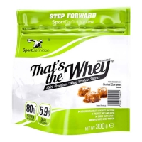 That's the Whey 300g, SportDefinition