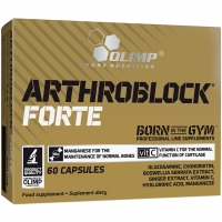 Arthroblock forte Sport Edition 60caps, Olimp Labs