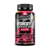 Hydroxycut Hardcore Elite 100 Caps, MuscleTech