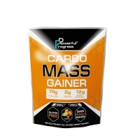 Carbo Mass Gainer 2kg, Powerful Progress