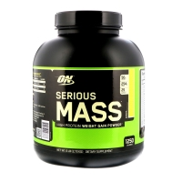 Serious mass 2,72kg, Optimum Nutrition