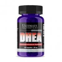 DHEA 50mg 100 Caps, Ultimate Nutrition