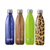 Metal Water Bottle 500ml, VP Lab