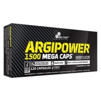 ARGIPOWER 1500mg 120caps, Olimp Nutrition