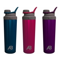 Aerobottle Steel Shaker 800ml, Syntrax