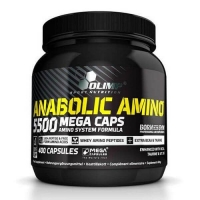 Anabolic Amino 5500 400caps, Olimp Nutrition