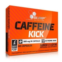 CAFFEINE KICK 60caps, Olimp Nutrition