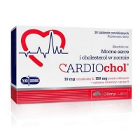 Cardiochol 30caps, Olimp Labs