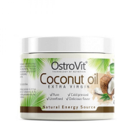 Coconut Oil Extra Virgin 400g, OstroVit