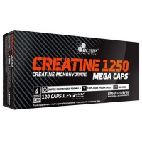 Creatine Mega Caps 1250mg 120caps, Olimp Nutrition
