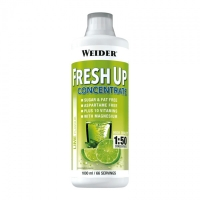 Fresh Up Concentrate 1000ml, Weider