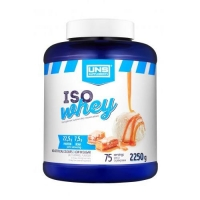 Iso Whey 2250g, UNS
