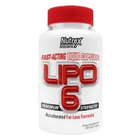 Lipo-6 Maximum Strenght 120caps, Nutrex