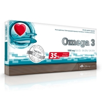 Omega-3 35% 1000mg 60caps, Olimp
