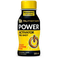 Power Activator Pre-Shot 100ml, Go On Nutrition