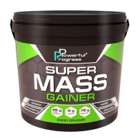 Super Mass Gainer 4kg, Powerful Progress