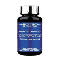 Tryptophan 500mg 60capsm Scitec Nutrition