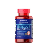 Extra Strength Fish Oil 1500mg (450mg Omega 3) 60 Softgels, Puritans Pride