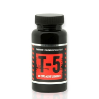 Fat Burner T-5 ECA 2 Caps, Zion Labs
