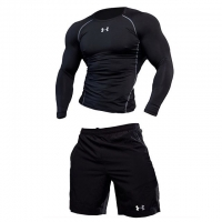 Компрессионный комплект Under Armour HeatGear Compression Long Sleeve Kit