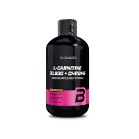 L-carnitine 70.000 + Chrome Liquid 500ml, BioTech