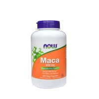 Maca 500mg 250 Veg Caps, NOW Foods