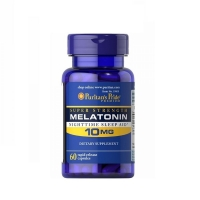 Melatonin 10mg 60 Softgels, Puritans Pride