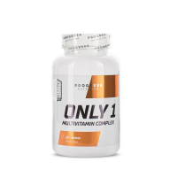 Only 1 Multivitamin Complex 60 Tabs, Progress Nutrition