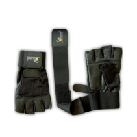 Перчатки Training Gloves Hardcore Competition Wrist Wrap, Olimp