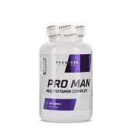 Pro Man Multivitamin Complex 60 Tabs, Progress Nutrition