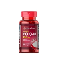 Q-SORB Co Q10 400mg 30 Softgels, Puritans Pride