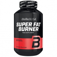 Super Fat Burner 120 Tabs, BioTechUSA