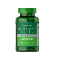 Ultra Man 50 plus Daily Muti 60 Tabs, Puritans Pride