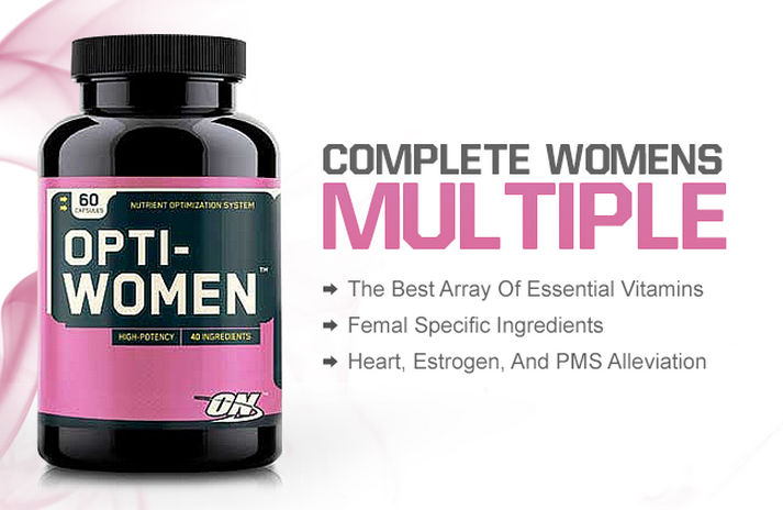Opti-Women 60 caps, Optimum Nutrition